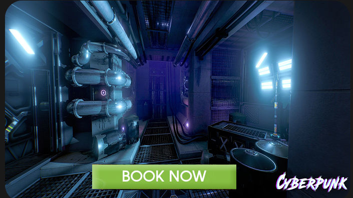 Cyberpunk - Book Now